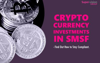 Crypto Currency Investements in SMSF
